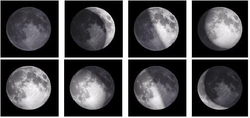 Mēnes fāzes